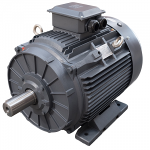 0.75KW TEC IE3 4 POLE CAST IRON B3 MOUNT AC MOTOR