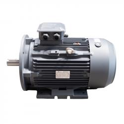 0.75KW TEC IE3 6 POLE CAST IRON B35 MOUNT AC MOTOR