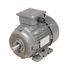 1.5KW TEC IE3 2 POLE CAST IRON B14 MOUNT AC MOTOR