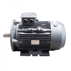 1.5KW TEC IE3 2 POLE CAST IRON B35 MOUNT AC MOTOR
