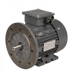 1.5KW TEC IE3 2 POLE CAST IRON B5 MOUNT AC MOTOR