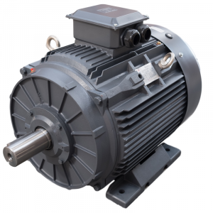 2.2KW TEC IE3 2 POLE CAST IRON B3 MOUNT AC MOTOR