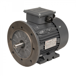 2.2KW TEC IE3 2 POLE CAST IRON B5 MOUNT AC MOTOR