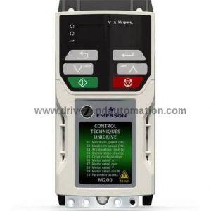 Unidrive M200 0.37kw 1.3Amp AC DriveUnidrive M200 0.37kw 1.3Amp AC Drive