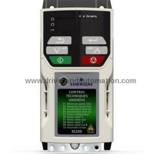 Unidrive M200 2.2kw 5.6Amp AC Drive