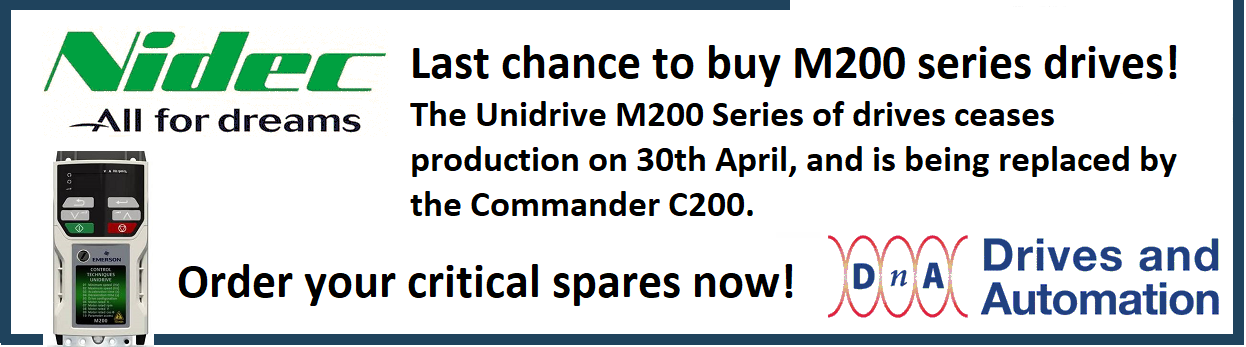 m200 drives - last chance to buy