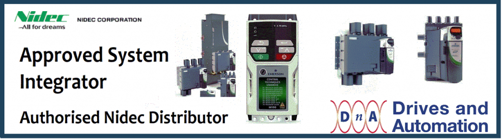 Nidec Authorised Distributor