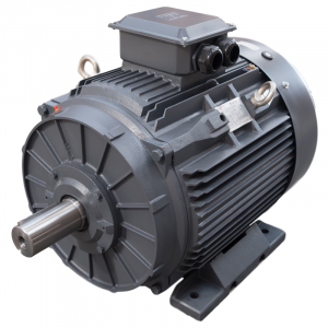 37KW TEC IE3 6 POLE CAST IRON B3 MOUNT AC MOTOR