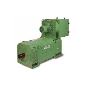 Sicme Motori P-NP Series DC Motor