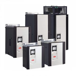 ABB DCS880 drive collection