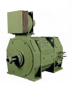 Sicme Motori SM-ML Series Heavy Duty DC Mill Motors