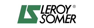 Leeroy-Somer Motors and Gearboxes